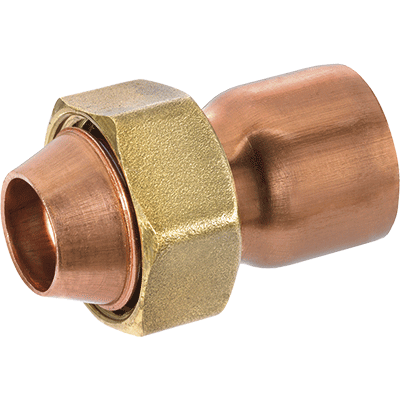 raccord droit cylindrique