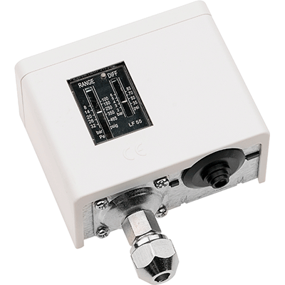 refrigeration pressure switch with 1 4 sae connection simple
